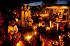 Day of Death in Oaxaca - Mexico