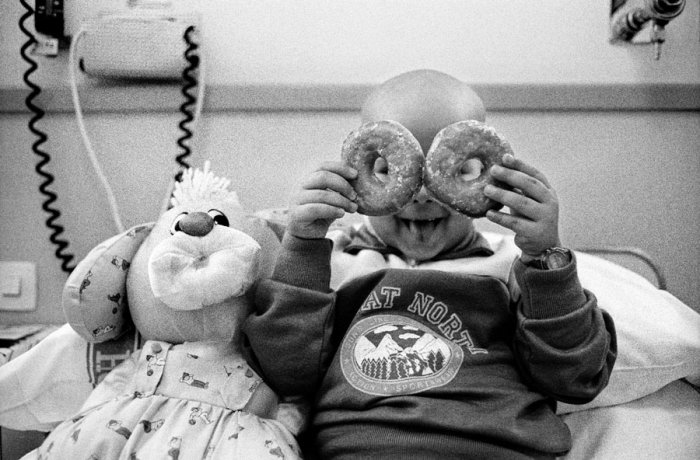The future exists - Children with cancer - 1992