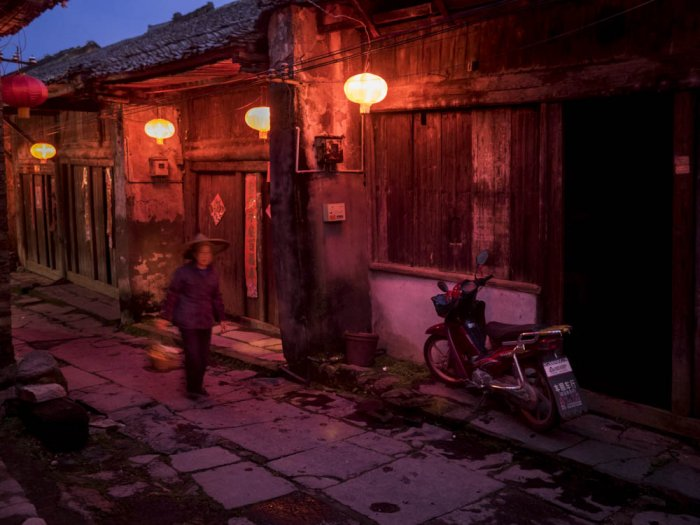 China - DAXU Ancient Town - Provincia de Guangxi