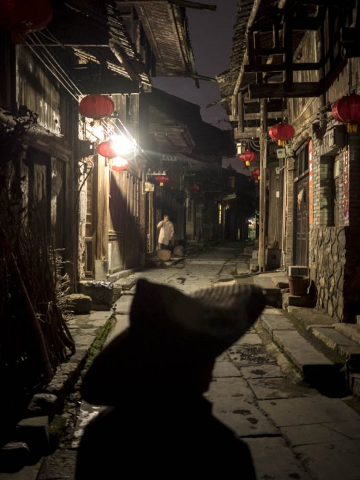 China - DAXU Ancient Town - Guangxi Province