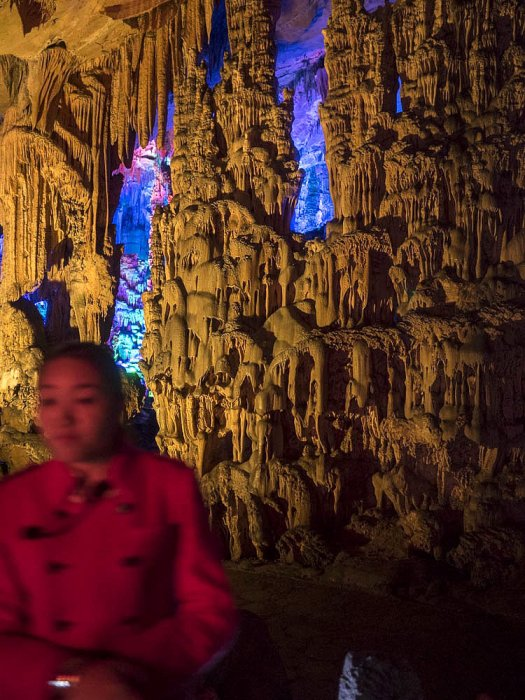 China - GUILIN - Provincia de Guangxi - Reed Flute Cave