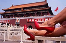 Red Pumps Around The World (Since 1982)