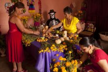 Oaxaca - Day of the Dead