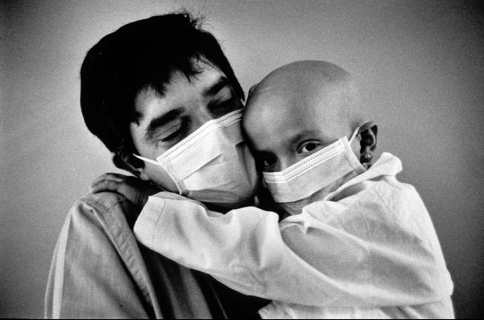 The future exists - Children with cancer - 2001