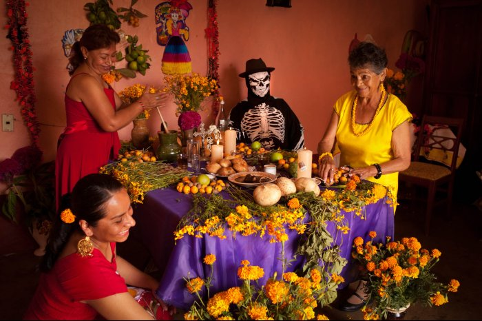 Oaxaca - Mexico - Day of Death